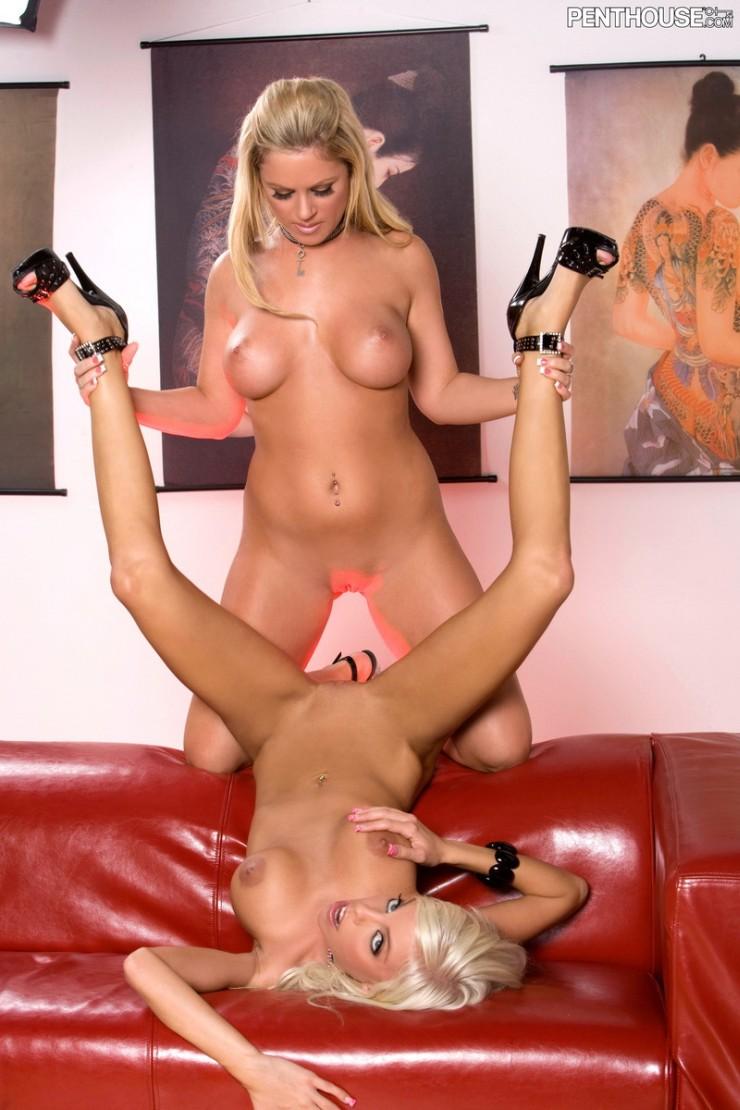 Ahryan Astyn e Britney Amber