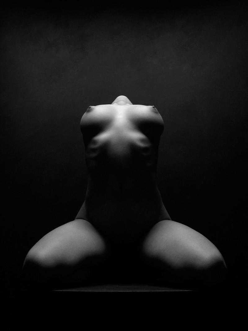 Nude B&W Art