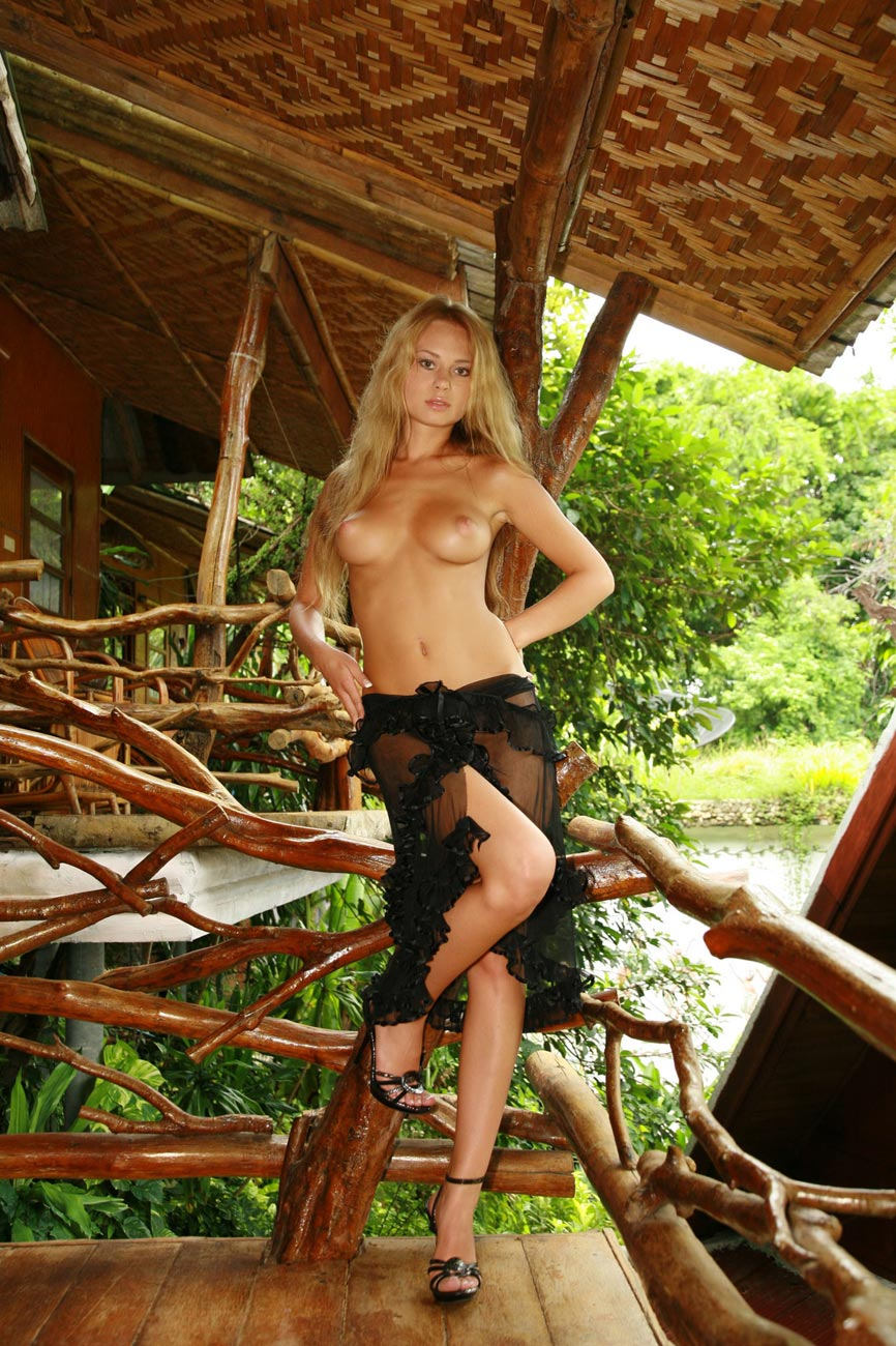 Em algum lugar na Tailândia